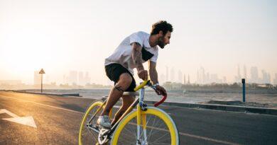 5 smarte funktioner ved en Høvding cykelhjelm